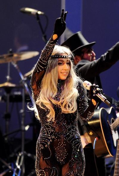 2. Леди Гага / Lady GaGa
