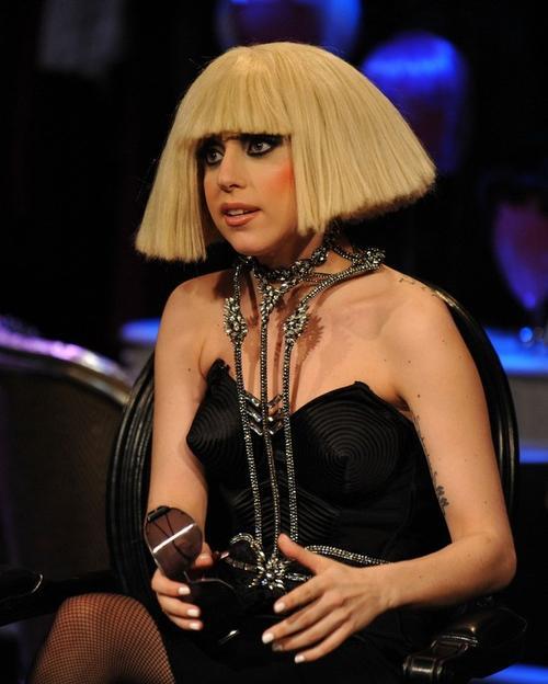 """Lady GaGa победила в номинации """"лучший новый артист"""""""
