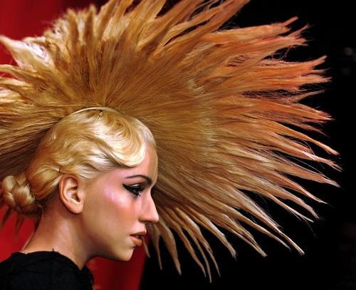 Восковая фигура Леди Гага в Нью-Йорке