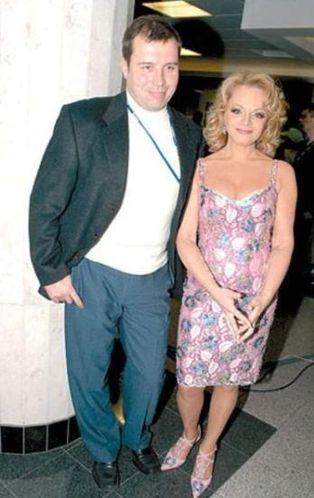 Лариса Долина с мужем Ильей Спицыным