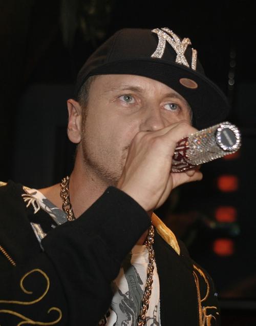 Рэпер Ларсон
