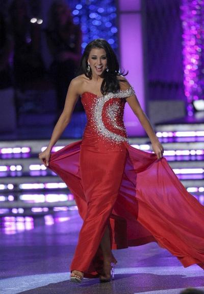 «Мисс Америка» Лора Кеппелер / Laura Kaeppeler
