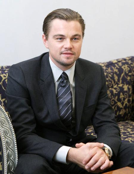 5. Леонардо ди Каприо / Leonardo DiCaprio