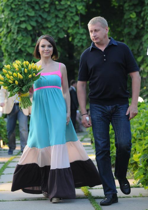 Лилия Подкопаева и Виктор Костырко