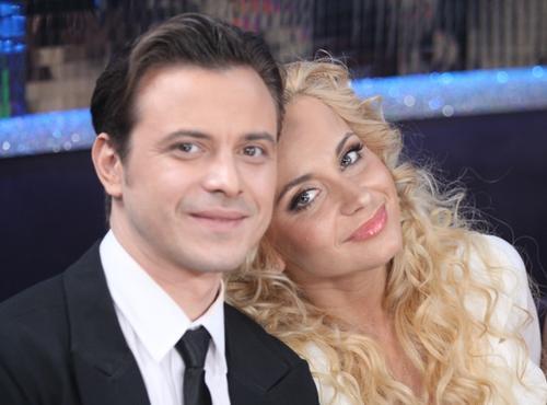 Андрей Дикий и Лилия Ребрик