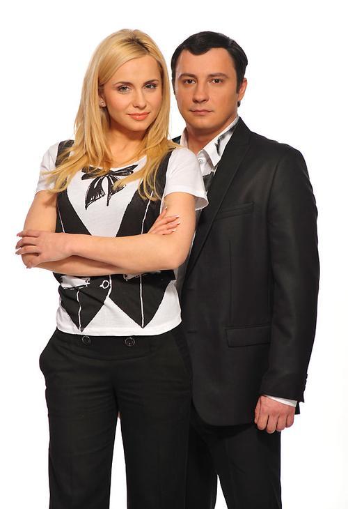 Лилия Ребрик и Дмитрий Танкович