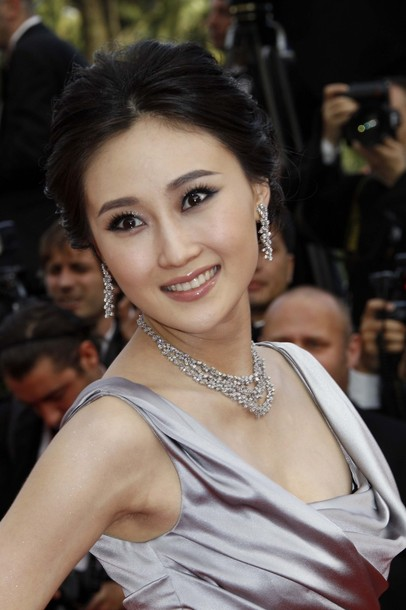Актриса Лин Пенг