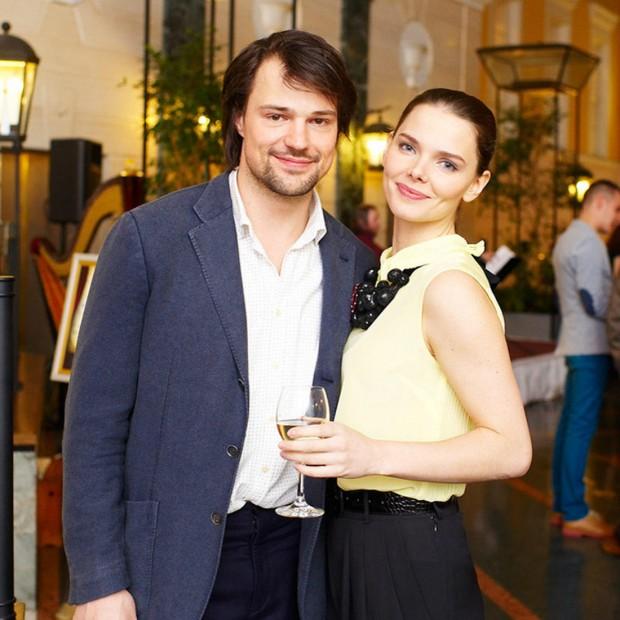 Лиза Боярская и Данил Козловский