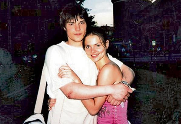 Лиза Боярская и Данила Козловский