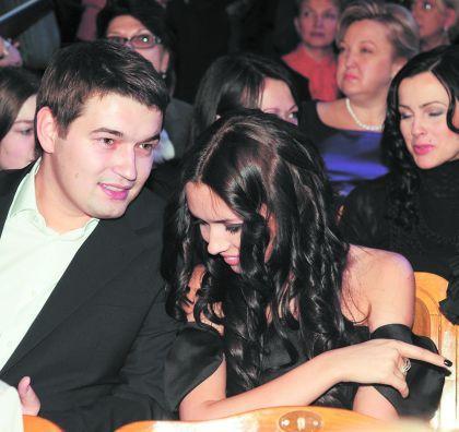 Андрей Ющенко и Лиза Ефросинина все время общались