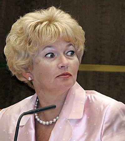 Мать Ксении Собчак Людмила Нарусова