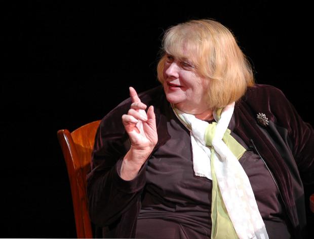 Людмила Иванова на сцене