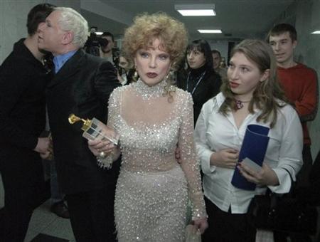 Людмила Гурченко. 2004 год.