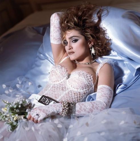 Мадонна двадцать лет назад