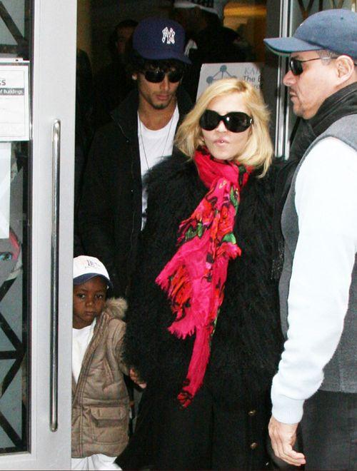 Раньше Мадонна ходила на свидания вместе с детьми
