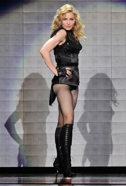 50-летняя поп-звезда Мадонна