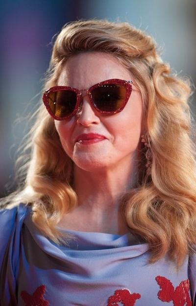 Мадонна на Венецианском кинофестивале