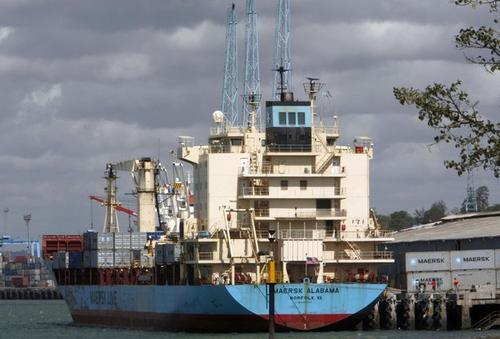 Грузовое судно Maersk Alabama