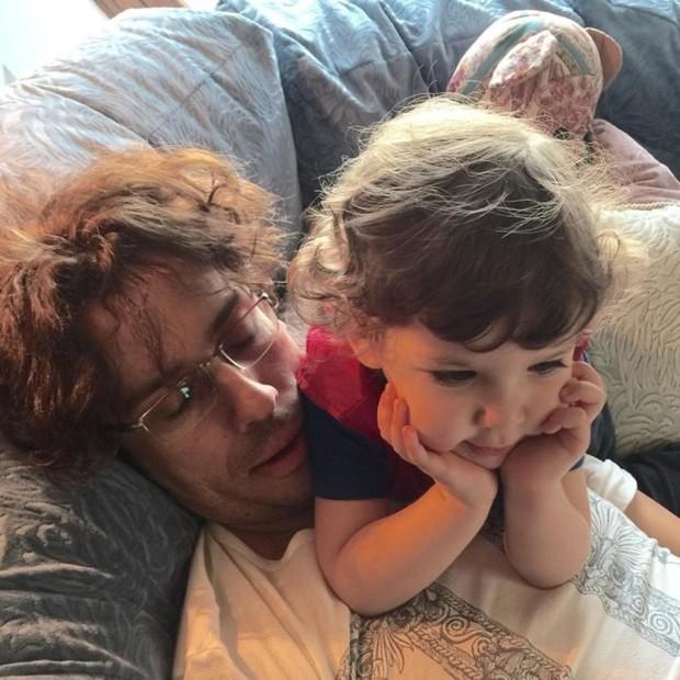 Максим Галкин с сыном