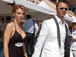 Анна Седокова с новым женихом Максимом
