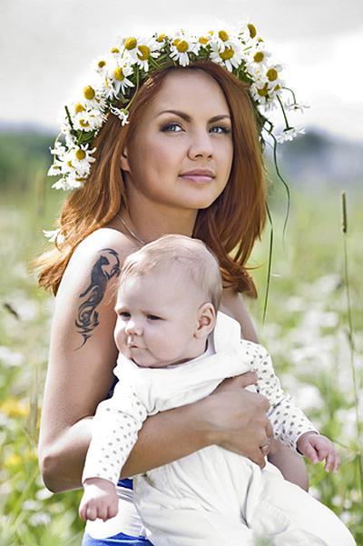 МакSим с дочерью Сашей