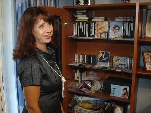Светлана Максимова - мама певицы МакSим