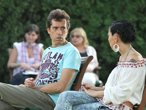 Максим Покровский и Елка