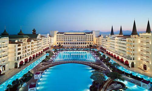 Турецкий курорт Mardan Resort