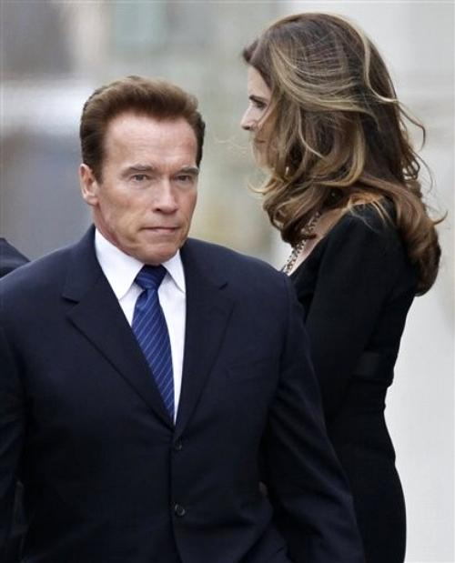 Мария Шрайвер / Maria Shriver и Арнольд Шварценеггер / Arnold Schwarzenegger