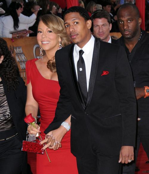 Мэрайя Кэри / Mariah Carey и Ник Кэннон / Nick Cannon