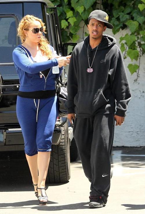 Мэрайя Кэри / Mariah Carey и Ник Кэннон