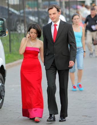 Маричка Падалко и Егор Соболев решили поженится в пятьдесят.