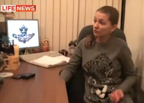 Марина Яблокова