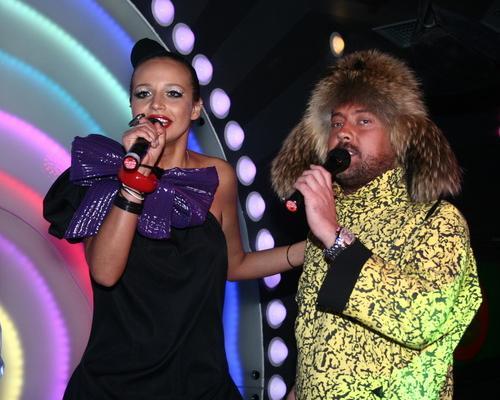 Маша Фокина и Дима Коляденко