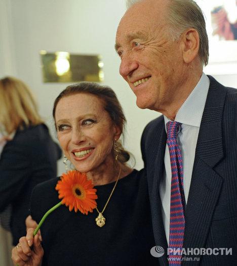 Майя Плисецкая и Родион Щедрин
