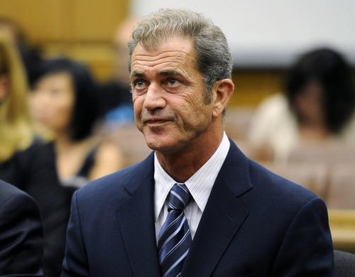 Мел Гибсон / Mel Gibson в суде