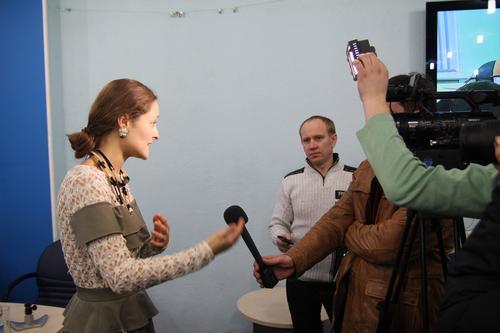 Дарья Шаповалова, идеолог Mercedes-Benz Kiev Fashion Days
