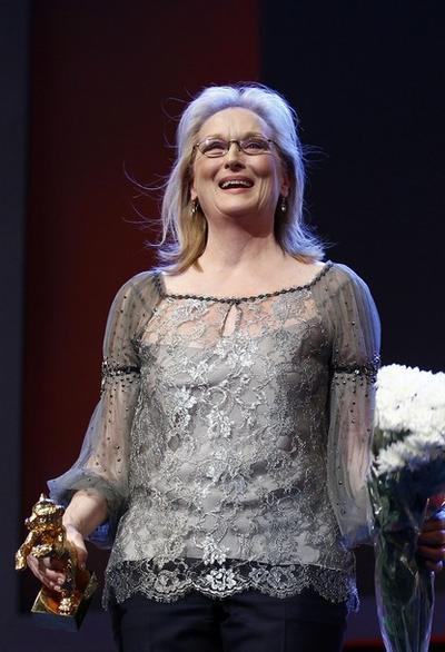Мэрил Стрип / Meryl Streep на Берлинале