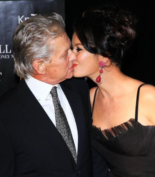 Майкл Дуглас / Michael Douglas и Кэтрин Зета-Джонс / Catherine Zeta-Jones