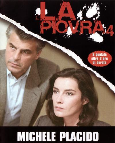 Микеле Плачидо в роли комиссара Катани в сериале «Спрут» 20 лет назад