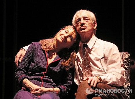Лариса Лупиан и Михаил Боярский