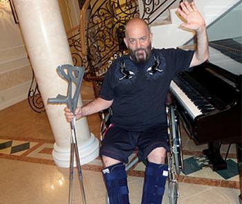 Михаил Шуфутинский выздоравливает на дому