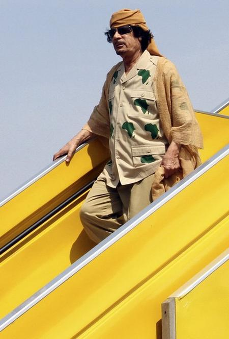 Муамар Каддафи / Muammar al-Gaddafi