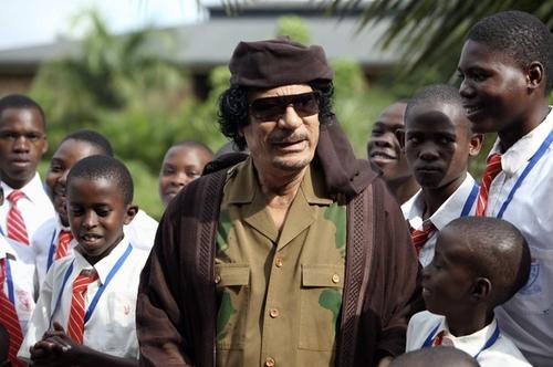Муамар Каддафи / Muammar Gaddafi
