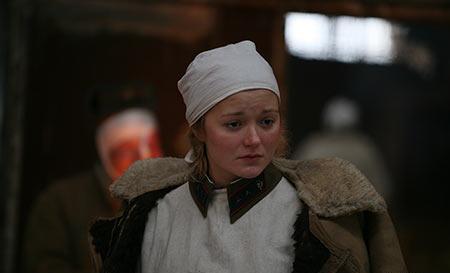 Надя Михалкова в «Утомленных солнцем»
