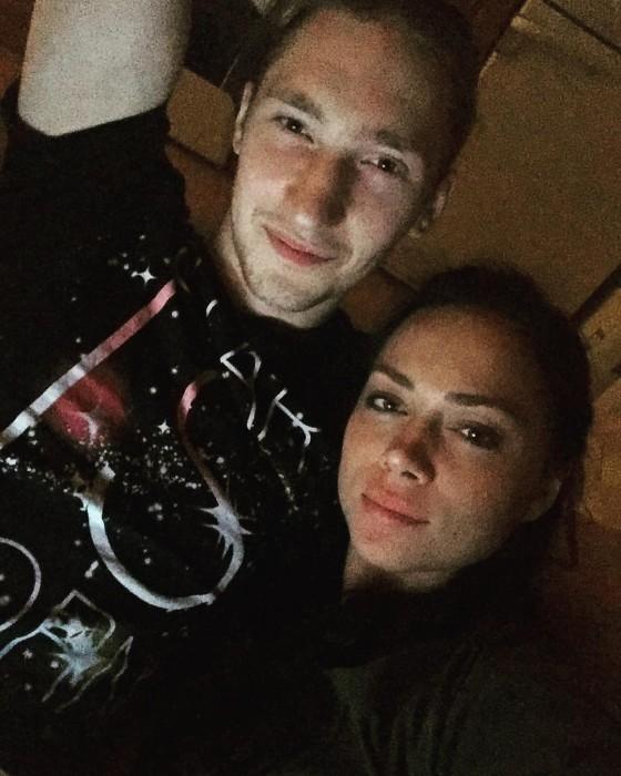 Настасья Самбурская и Александр Иванов