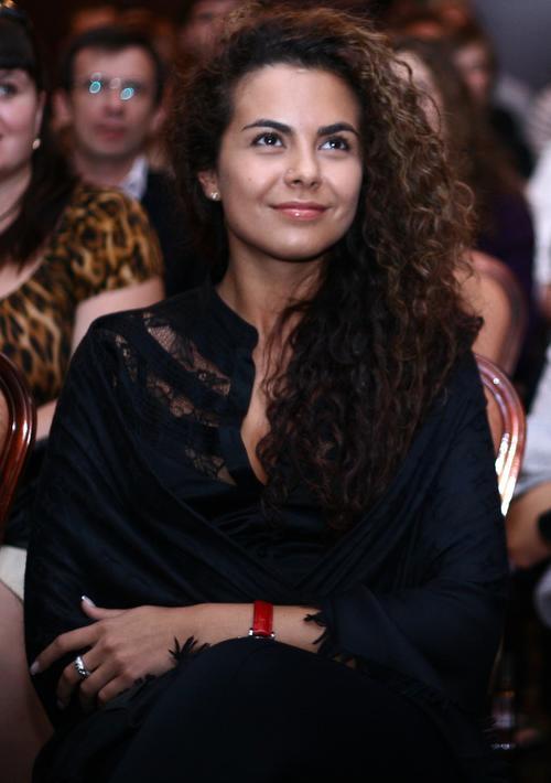 «Самая красивая женщина Украины-2009» Настя Каменских
