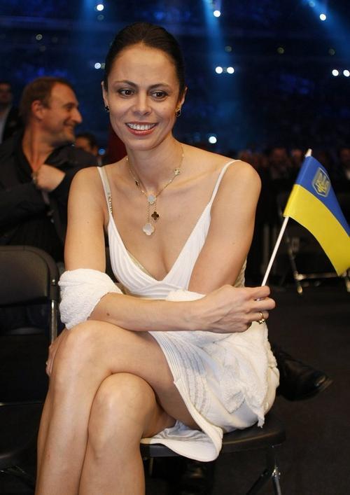 Жена Владимира Наталья Кличко довольна боем