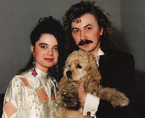 Наталья Королева и Игорь Николаев