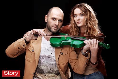 Олег Воронович и Наталья Могилевская